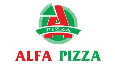 Alfa Pizza Logo