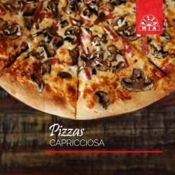 Pizza Mia Capricciosa