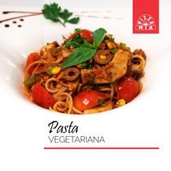 Pizza Mia Spaghetti Vegetariana