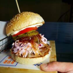 Bur Ger The Ber Burger
